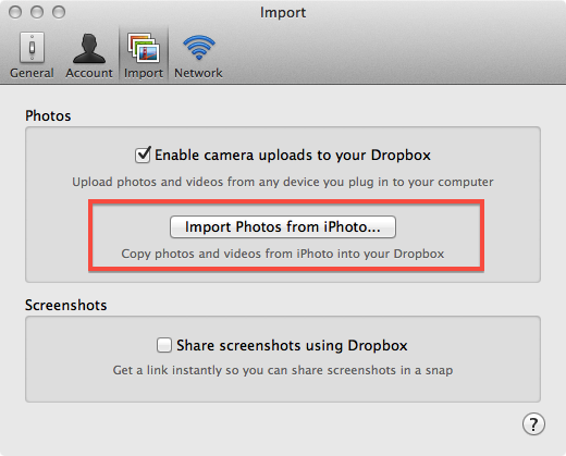 dropbox missing from applications folder