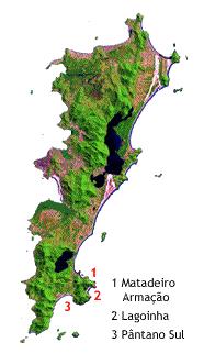 Fonte: http://www.aoredordailha.com.br/trekking-florianopolis/lagoinha-do-leste.asp