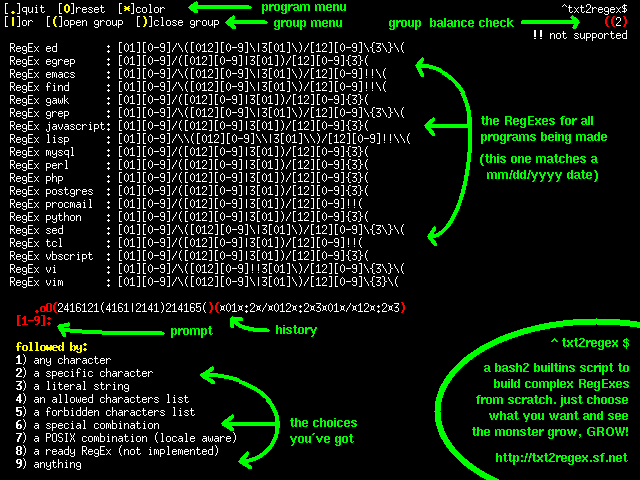 See more of txt2regex