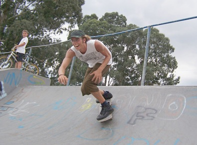 Skateando