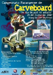 Campeonato Paranaense de Carveboard