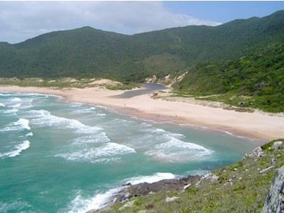Praia da Lagoinha do Leste - Floripa